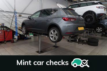 Burrows Mint Cars Checks